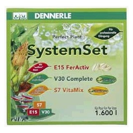 Dennerle SystemSet pour 1600 litres
