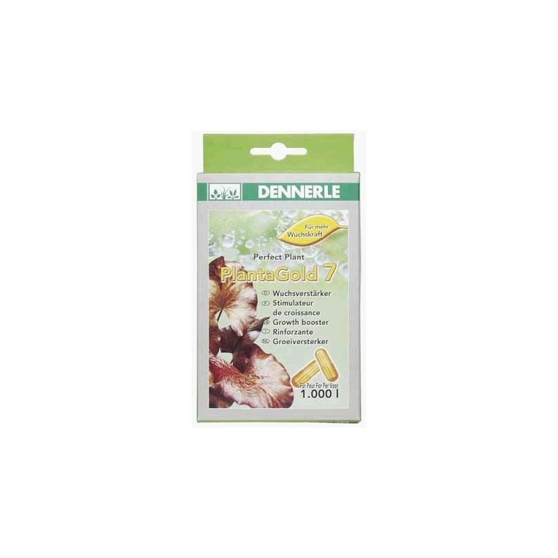 Dennerle plantagold 7 20 capsules poisson d 39 or sa for Bac a poisson 500l
