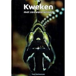 """Boek """"Kweken met zeewatervissen"""" van Tom Verhoeven"""