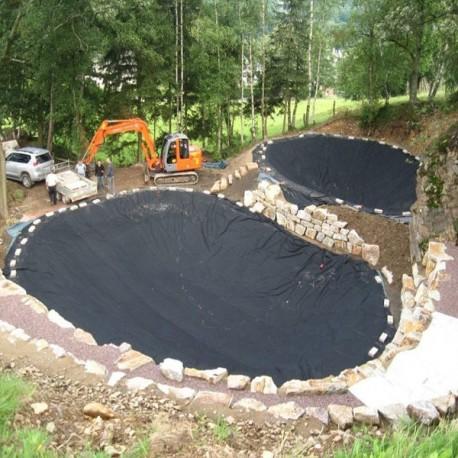 Membrane epdm 3d nous consulter pour une commande for Membrane pour bassin