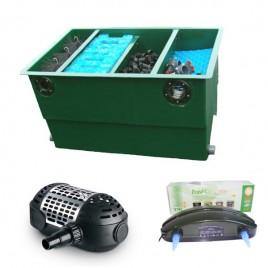 kits de filtration pour bassins ext rieurs et tangs poisson d 39 or sa. Black Bedroom Furniture Sets. Home Design Ideas