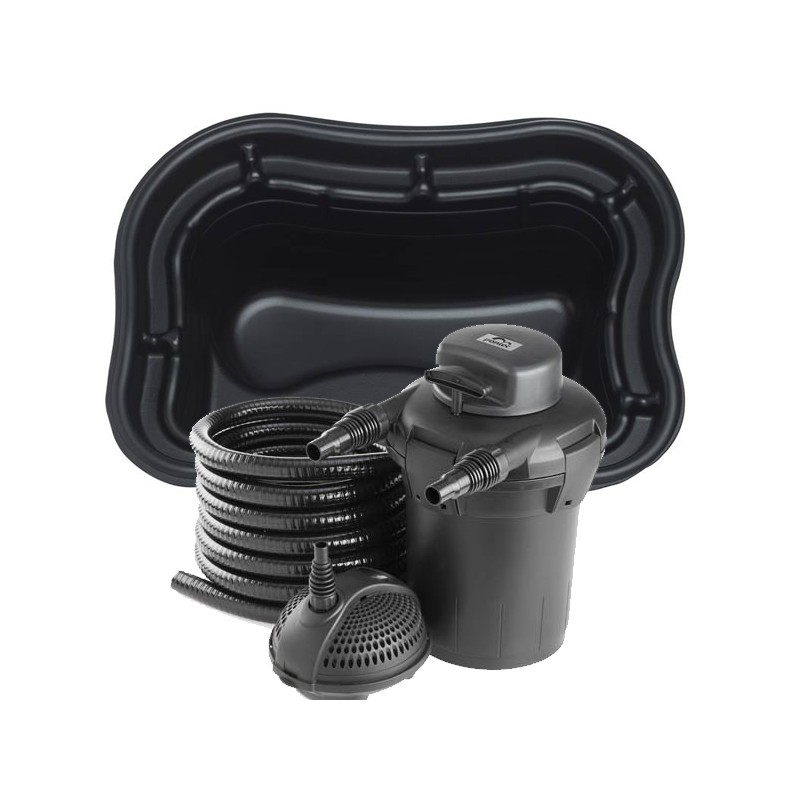 kit de filtration bassin pr form 500 litres poisson d 39 or sa. Black Bedroom Furniture Sets. Home Design Ideas