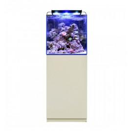 Blue marine reef 125 aquarium blanc