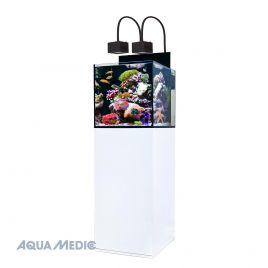 Aqua Medic aquarium Cubicus 140 litres avec meuble