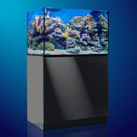 Aqua Medic aquarium  Xenia 100 graphite-black 325 litres