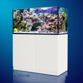 Aqua Medic aquarium  Xenia 130 blanc brillant 425 litres