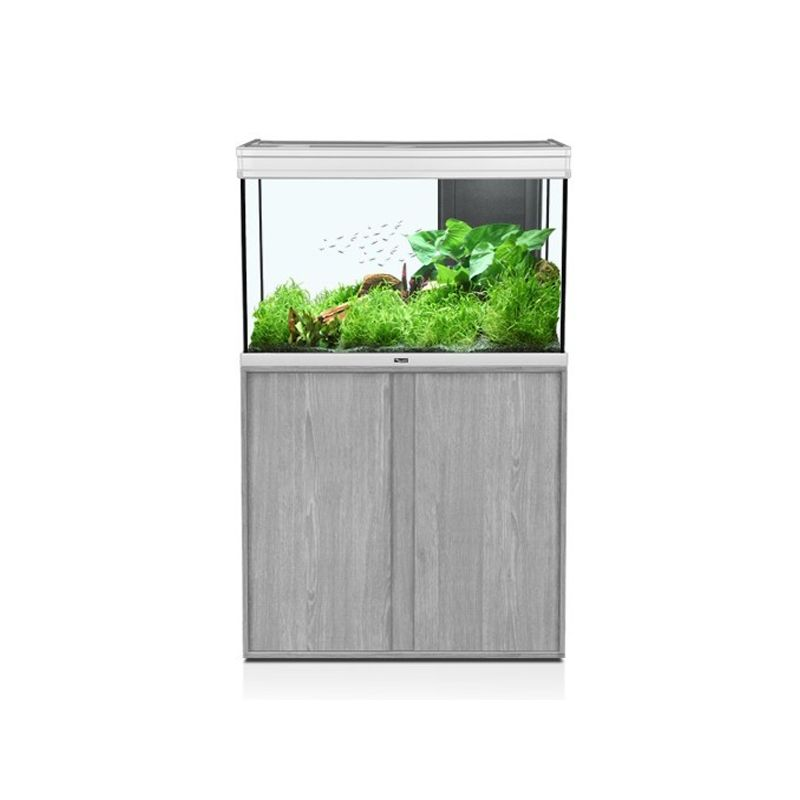 aquatlantis aquarium elegance expert 80 complet avec meuble poisson d 39 or sa. Black Bedroom Furniture Sets. Home Design Ideas