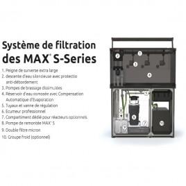 Max® E - 170 upgrade kit (décantation dans le meuble)