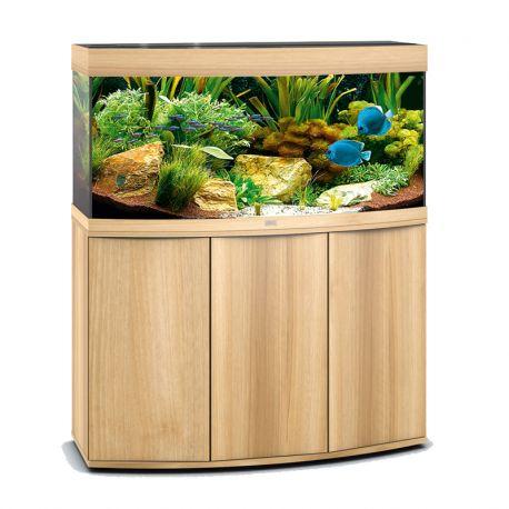 juwel aquarium rio 350 line v led light wood avec meuble. Black Bedroom Furniture Sets. Home Design Ideas