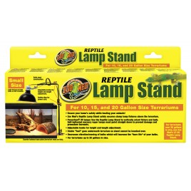 zoomed support repti lamp stand PM