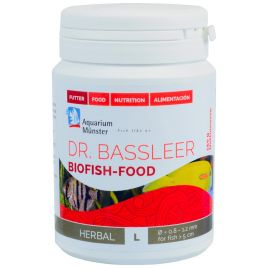 Dr.Bassleer Biofish Food herbal M 60g