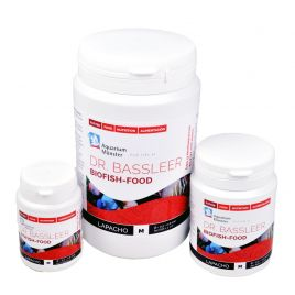 Dr.Bassleer Biofish Food lapacho M 60g
