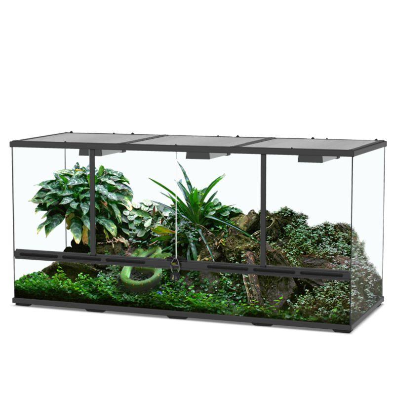 Terrarium pour reptiles et amphibiens disponible en ligne - Terrarium meuble ...