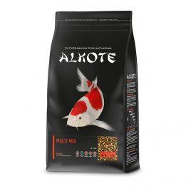ALKOTE Multi Mix  (MM) spiruline weatgerm et paprika intensifie les couleurs 3mm 1kg