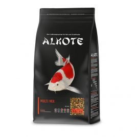 ALKOTE Multi Mix  (MM) spiruline weatgerm et paprika intensifie les couleurs 3mm 7.5kg