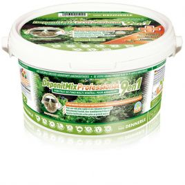 Dennerle Deponit Mix Professional  2.4kg pour aquarium 50 à 70 litres, 60 cm