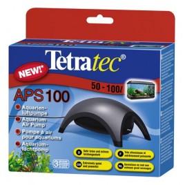 Tetra Pompe à air Tec APS100 noir 100 litres/heure pour aquariums de 80 à 150/l