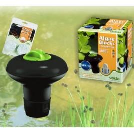 velda Algae Blocks + réservoir et 4 tablettes
