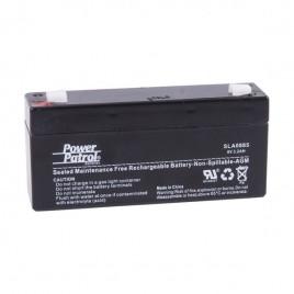Koi Café Batteries 6 volts rechargeable
