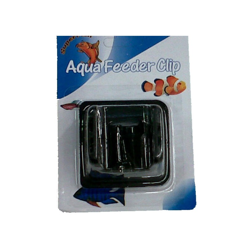 Sf aqua feeder clip support pour aquarium sans couvercle for Couvercle pour aquarium